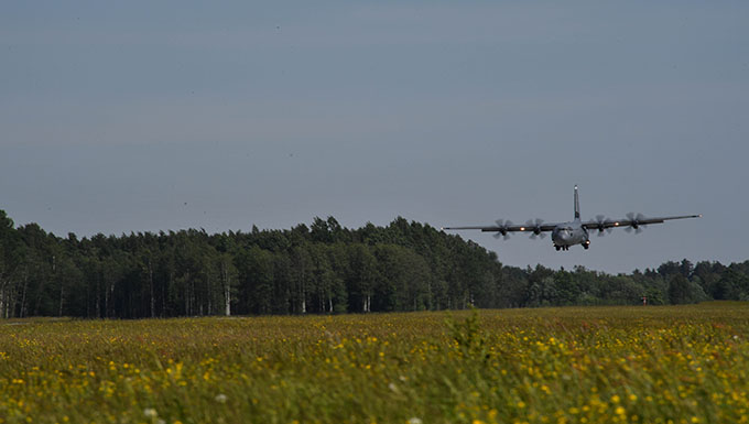 U.S., NATO wrap up Saber Strike 17