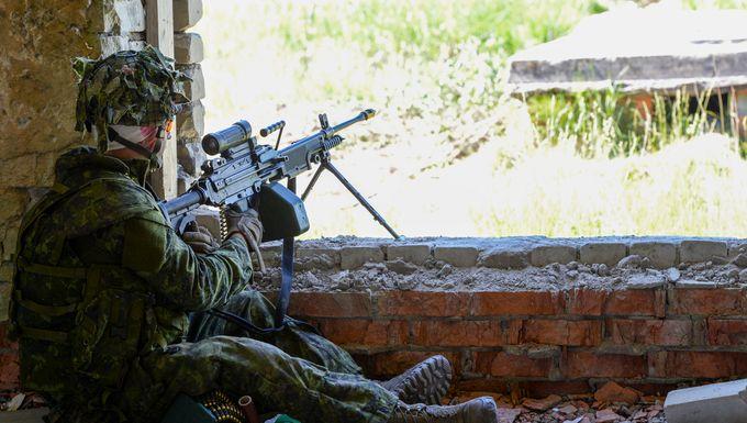 US, partners complete Saber Strike 18