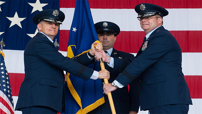 86th AW welcomes new CC