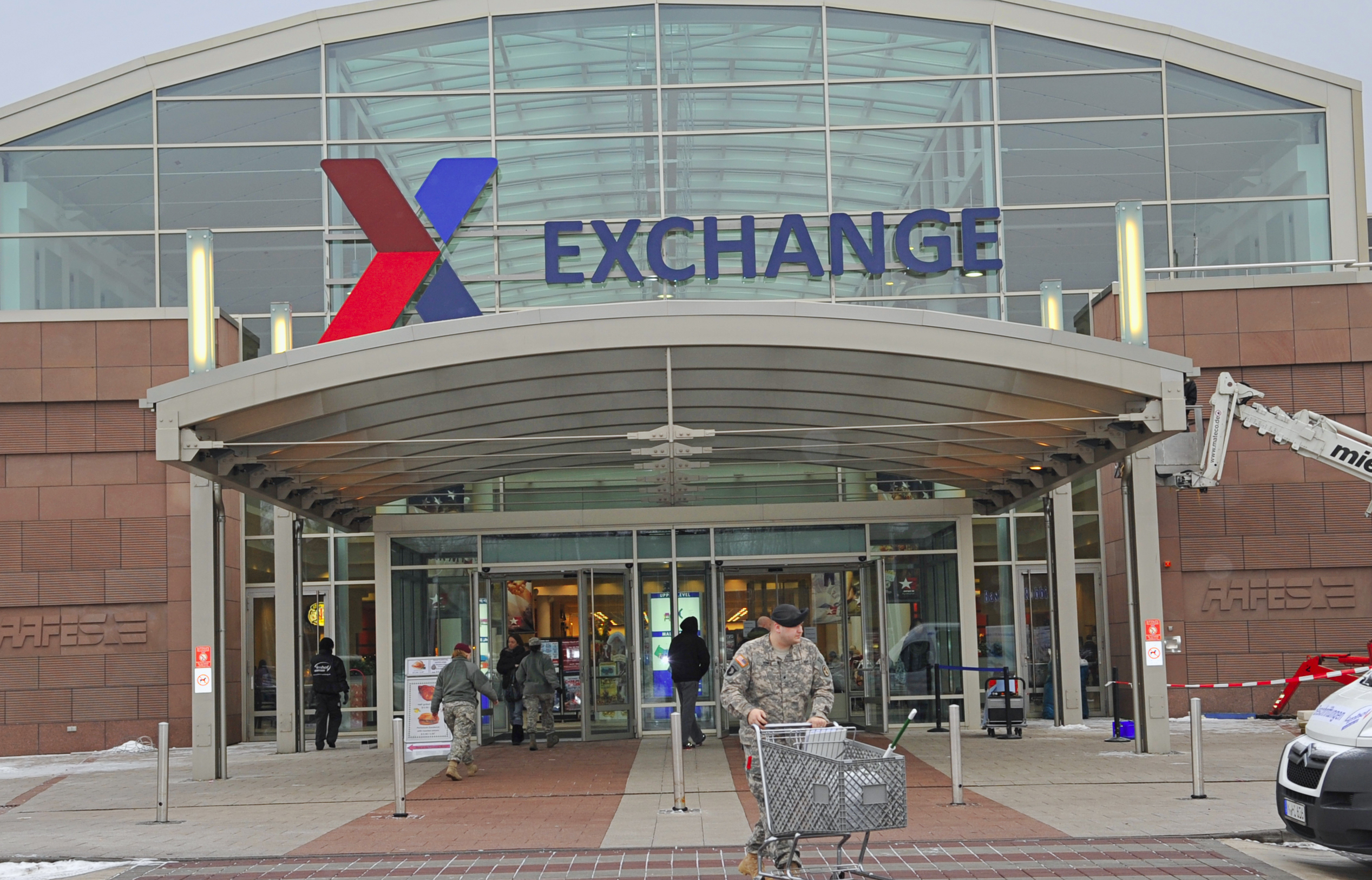 Exchange coupons aafes