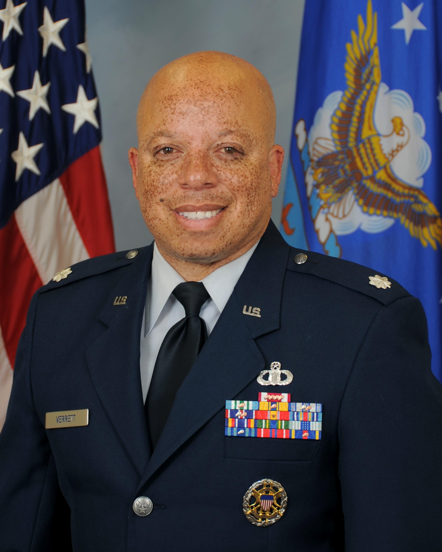 Lt. Col. Mario Verrett