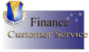 Finance Customer Service